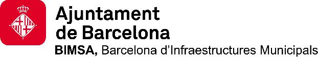 Barcelona d'Infraestructures Municipals S.A., BIMSA