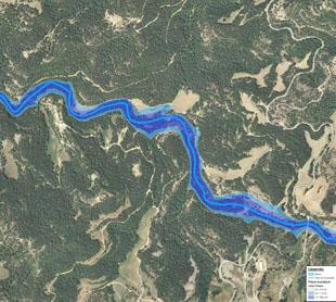 Estudis d'inundabilitat